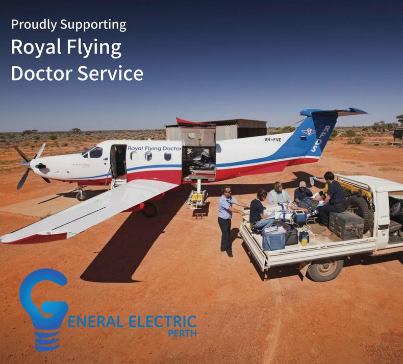 General Electric Perth – Electrical service